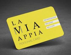 Esempio di abbonamento La Mia Appia Card