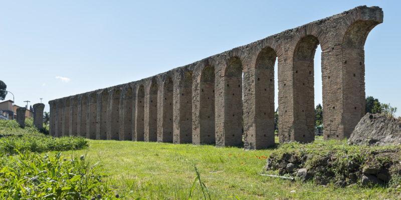 L'Acquedotto dei Quintili.