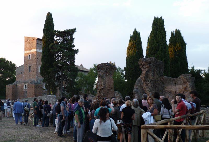Dal tramonto all'Appia, edizione 2014