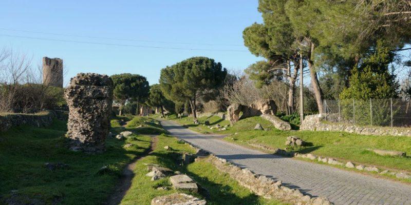 Il IV miglio della Via Appia Antica