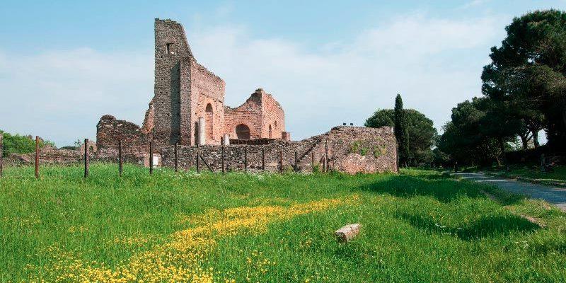 Il Grande Ninfeo sull'Appia Antica