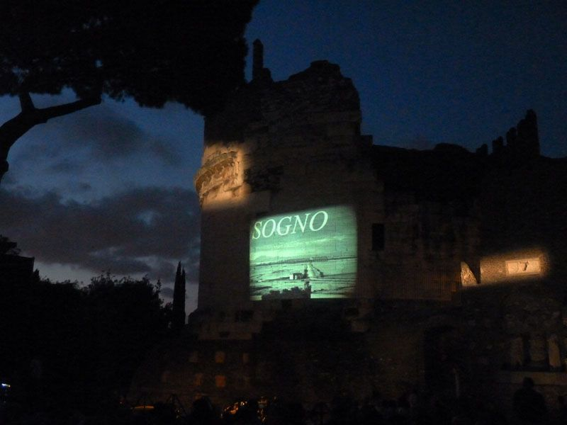 Dal tramonto all'Appia, edizione 2012