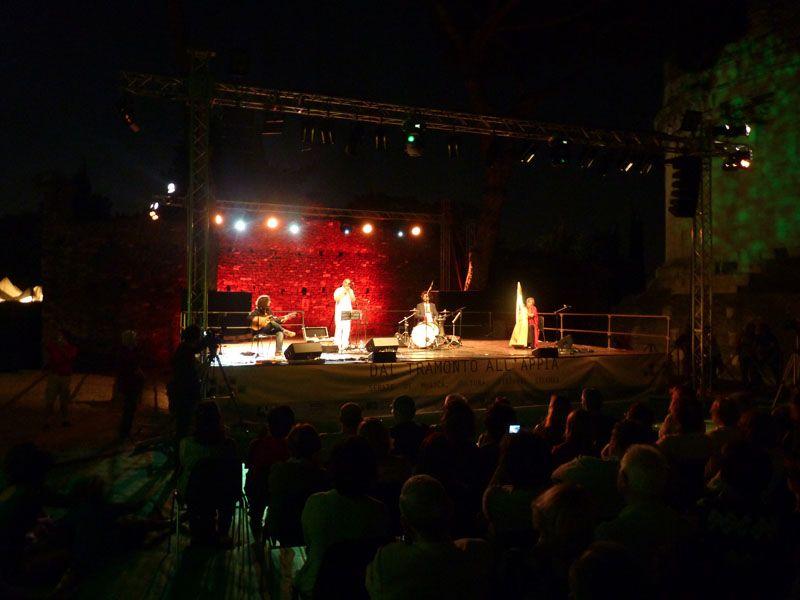 Dal tramonto all'Appia, edizione 2013.