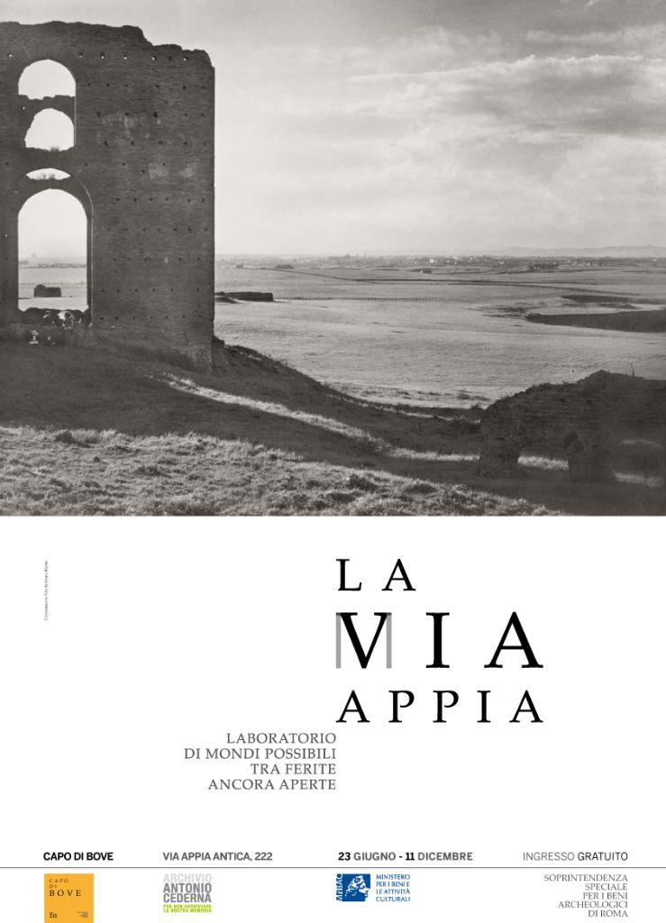 Locandina La Mia Appia