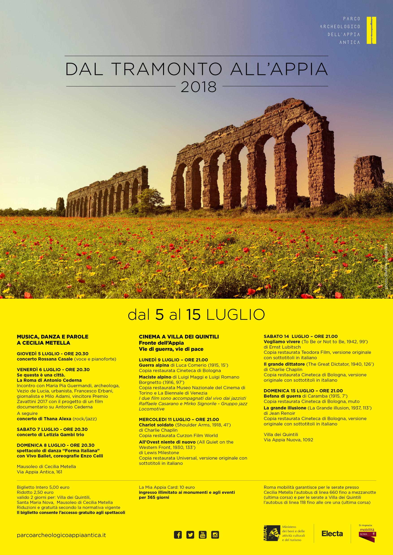 festival dell'Appia Antica