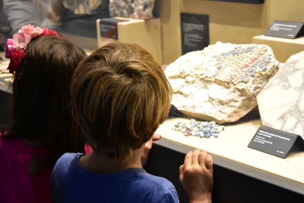 Grande partecipazione alla Giornata Nazionale delle Famiglie al Museo