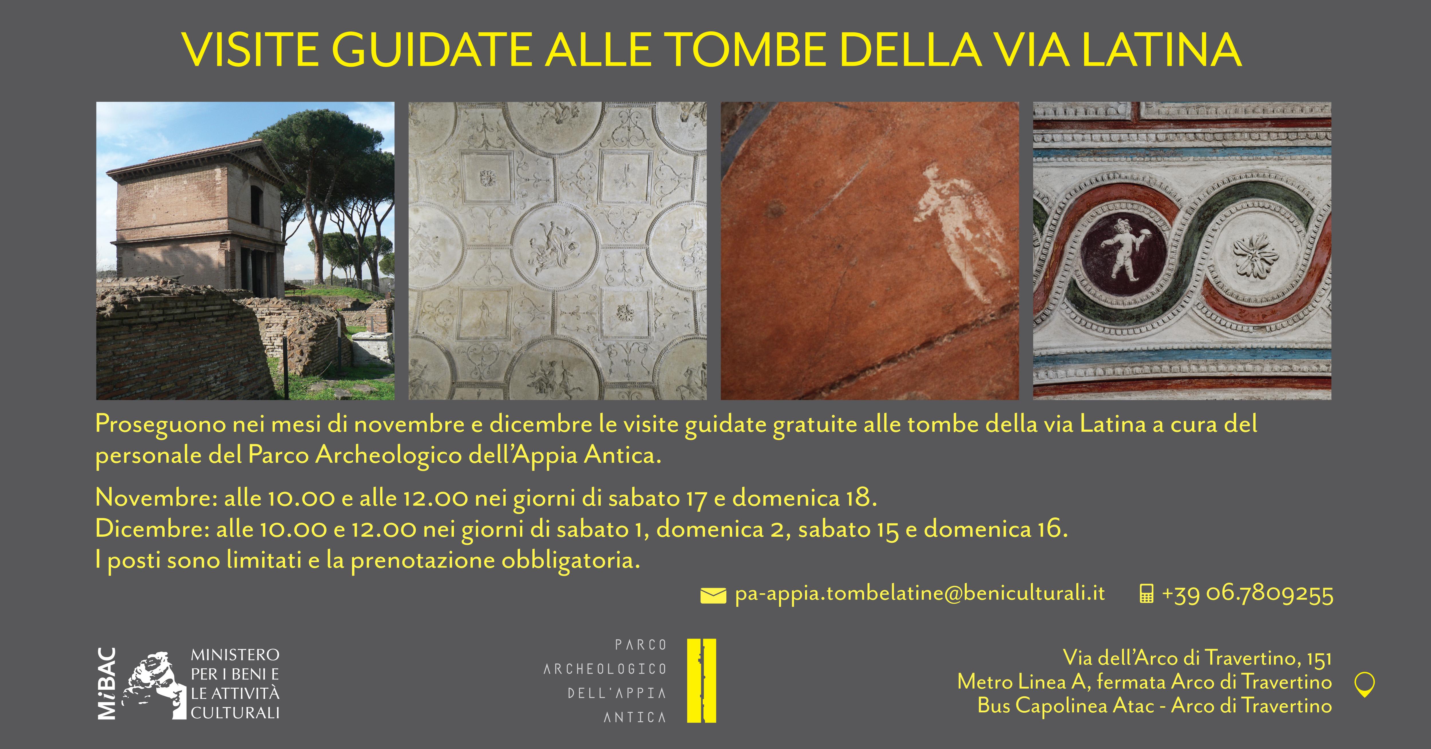 Tombe Via Latina