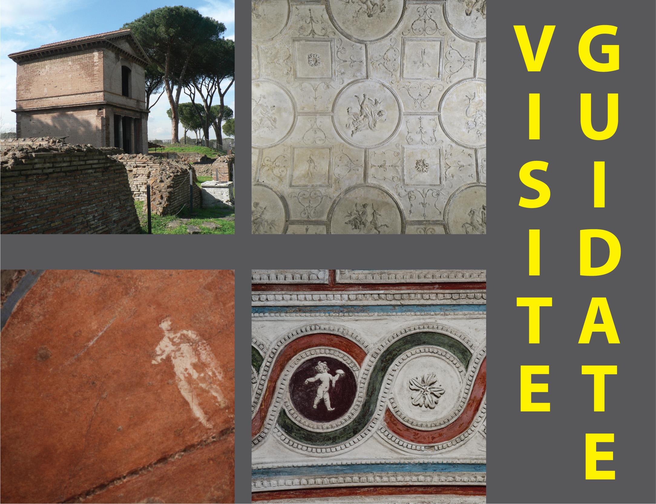Visite guidate alle Tombe della Via Latina