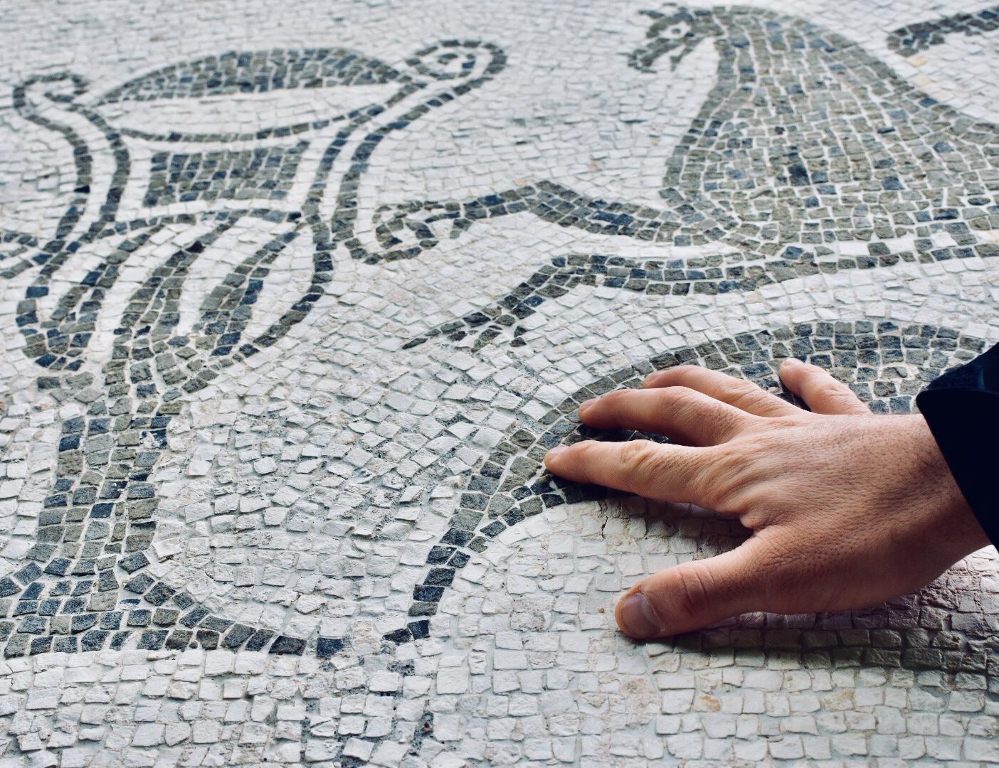 L'Appia a portata di mano – Visite guidate tattili