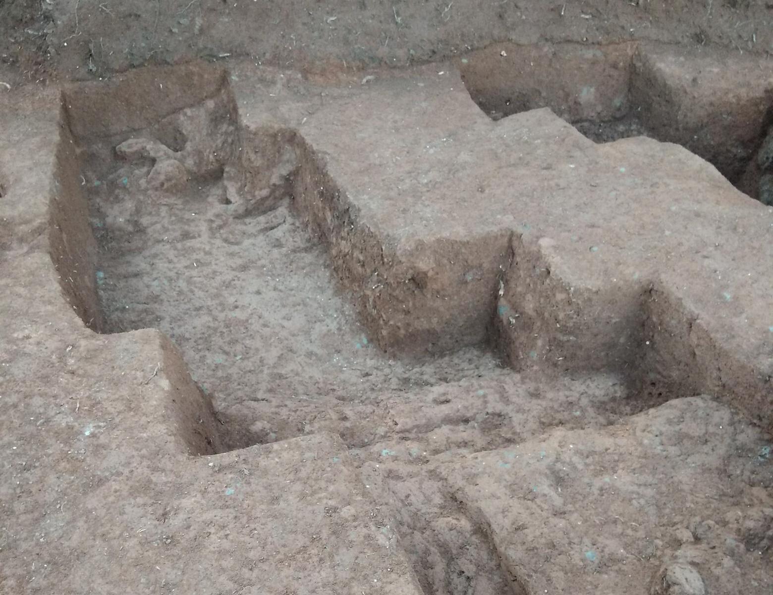 Scavi archeologici nell'area di Tormarancia
