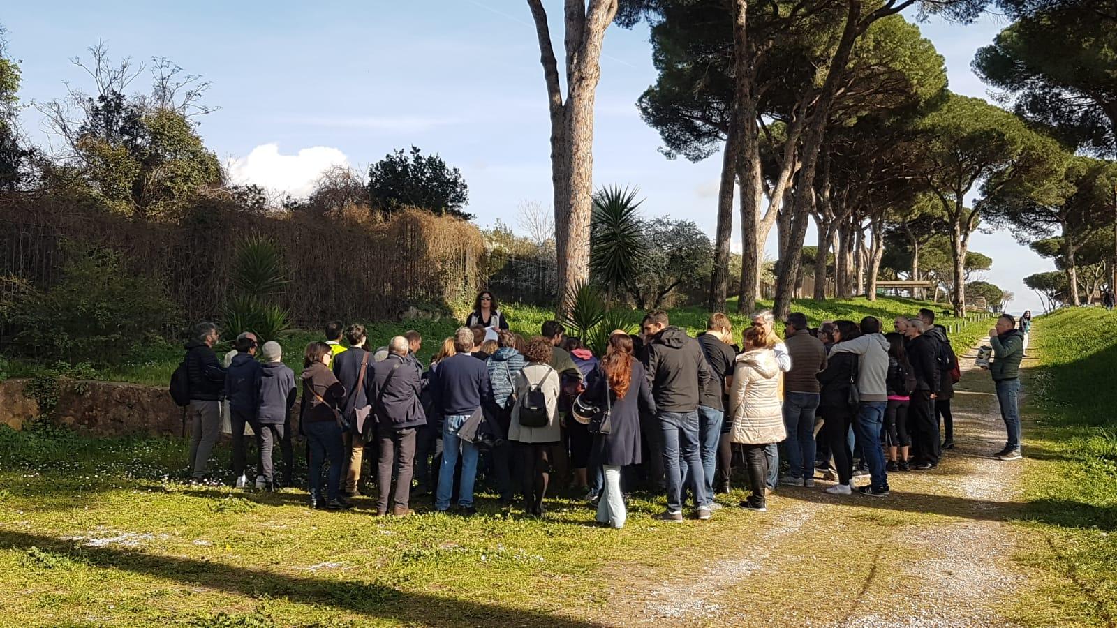 Bilancio della Settimana dei Musei e della Giornata del Paesaggio nel Parco Archeologico dell'Appia Antica