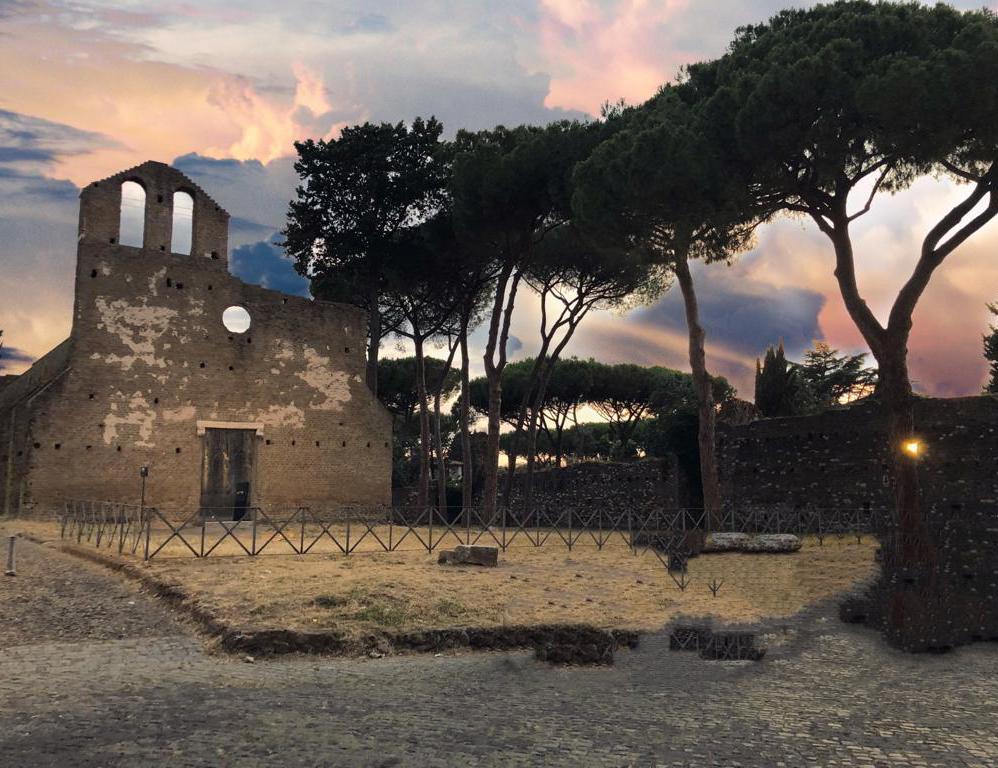 L'Appia di sera 2019