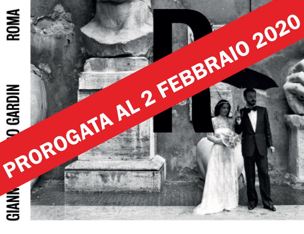 Prosegue fino al 2 febbraio 2020 la mostra Gianni Berengo Gardin – Roma
