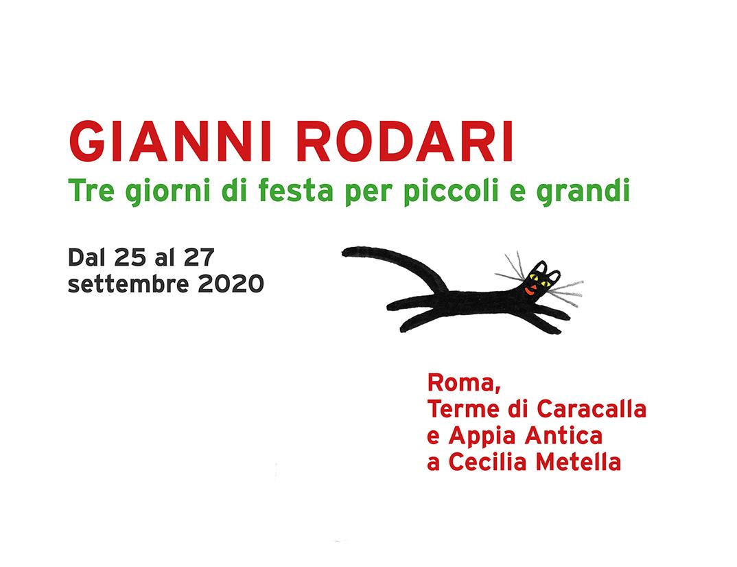 Gianni Rodari. Tre giorni di festa per piccoli e grandi
