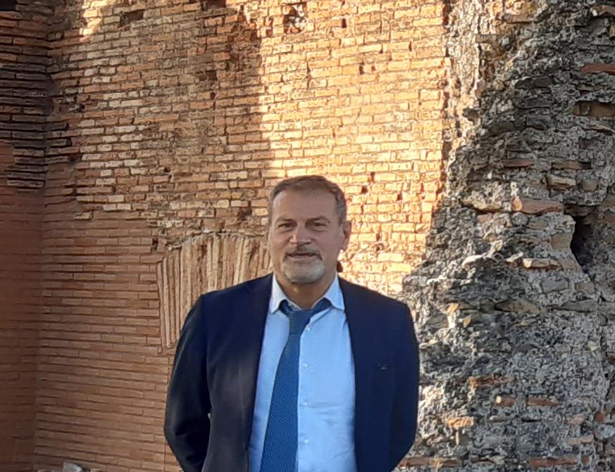 Massimo Osanna, nuovo Direttore Generale Musei, nel Parco Archeologico dell'Appia Antica